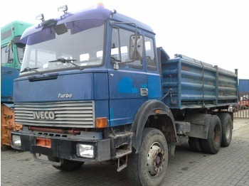 Benne camion IVECO MAGIRUS 260-34