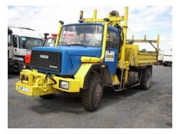 Benne camion Iveco Magirus NA: photos 1