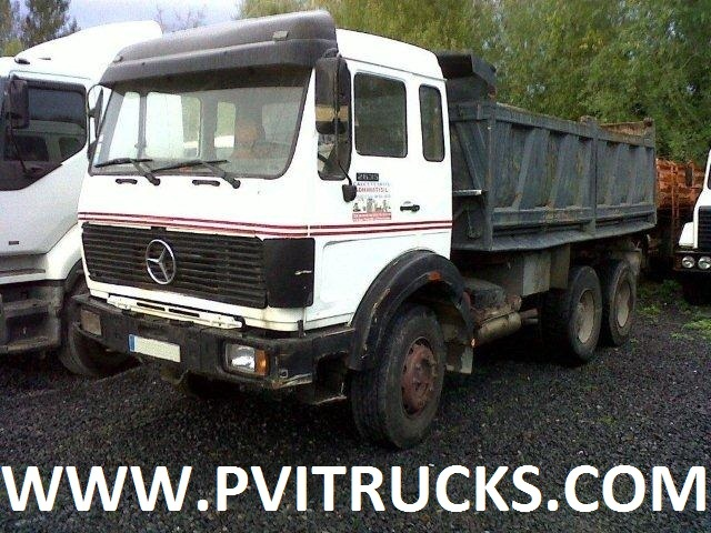 Camion benne 10 roues occasion allemagne