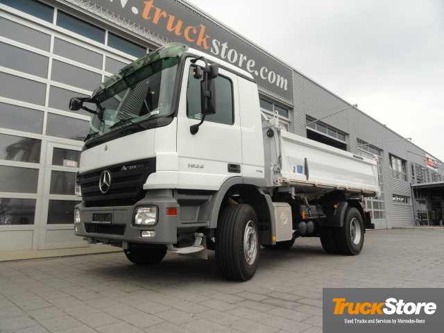 Camion 4×2 occasion
