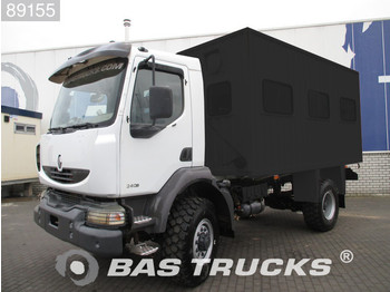 Châssis cabine Renault Midlum/Kerax 240 4x4 DXi Manual SteelSuspension