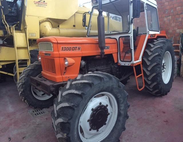 tracteur agricole fiat 1300 marque fiat année de production 1976