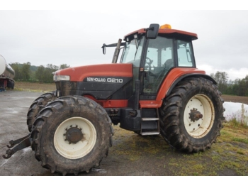 Tracteur agricole New Holland G210
