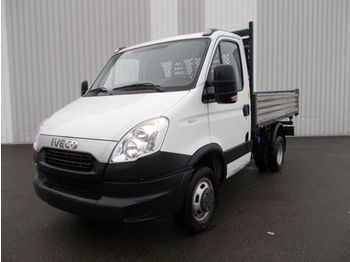 Benne véhicule utilitaire Iveco Daily 35 C 11 3 seiten kipper TOP TOP