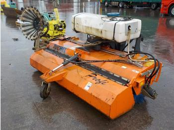 "2012 Tuchel FKM230  92"" Sweeper to suit Wheeled Loader - brosse"