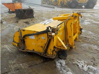 2014 JCB Hydraulic Road Sweeper to suit Forklift - brosse