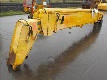 Telescopic Arm to suit JCB 535-140 - flèche