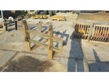 AHLMANN palletforks (1,25 m / 1,13 m)  - fourches