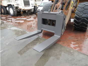 Fourches BALAVTO Forks for stone, bolck For Loaders