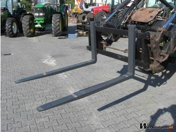 Fourches Palletbord met euro-aansluiting