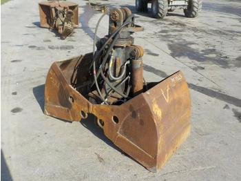 "Kingshofer 32"" Hydraulic Clamshell Bucket - marteau hydraulique"