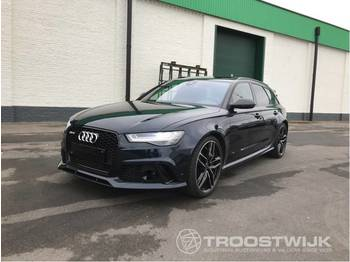 Audi RS 6 - voiture