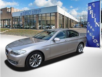 BMW 5 Serie 528i High Executive Navi Xenon Adaptive cruisecontrol Clima PDC - voiture