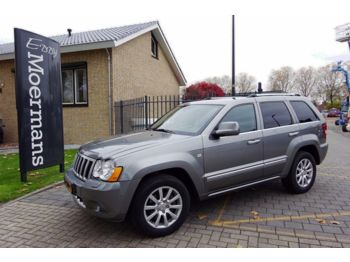 Voiture Jeep Grand Cherokee 3.0 CRD Overland