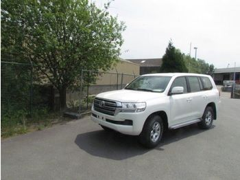 Voiture Toyota Land Cruiser GXR V8