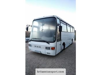 MAN 10.150 left hand drive 6 cylinder 38 seats - bus interurbain