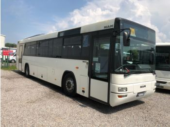 MAN SÜ 283/Type A 72 / Lion's Classic/Top Zustand  - bus interurbain