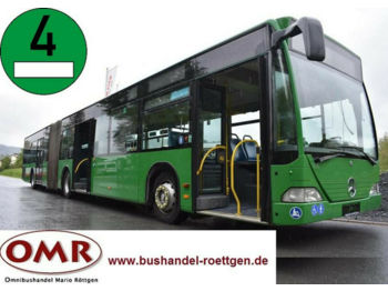 Mercedes-Benz O 530 G / orginal KM / 1. Hamd / orginal KM  - bus urbain