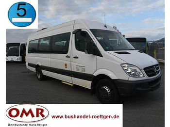 Mercedes-Benz 515 CDI Sprinter/Transfer 55/Travel/Motor defekt  - minibus