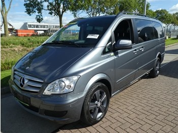 Minibus Mercedes-Benz Viano 3.0 CDI lang edition xenon: photos 1