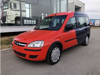 OPEL COMBO CNG / TOP - minibus
