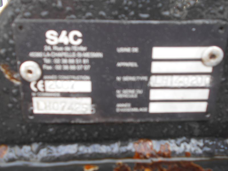 camion ampliroll DAF CF85 410