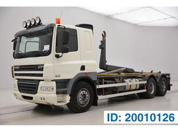 Camion ampliroll DAF CF85.410 - 6x4
