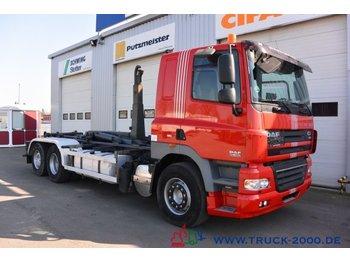 Camion ampliroll DAF CF85.460 Hyvalift 20-60-S Schalter TüV bis 02/21