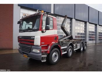 Camion ampliroll DAF FAD 85 CF 410 Euro 5 Full steel