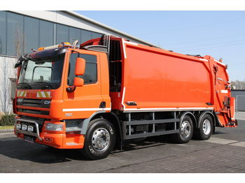 DAF GARBAGE REFUSE TRUCK CF 75.310 E5 NORBA RL 300 - camion ampliroll