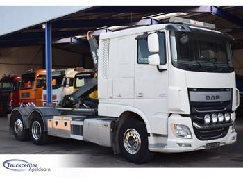 Camion ampliroll DAF XF 460, Euro 6, 6x2, Truckcenter Apeldoorn