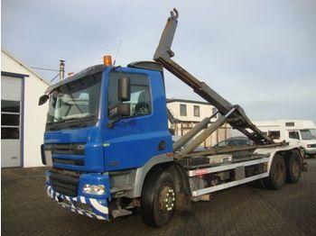 Camion ampliroll DAF cf 380 6x2 10 tyers