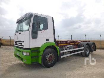 Camion ampliroll IVECO MH260E31 6x2