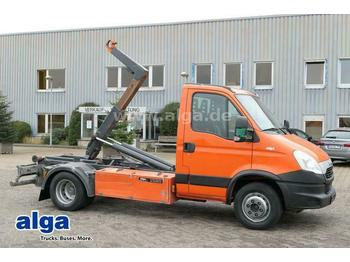 Camion ampliroll Iveco 70C17, Euro 5, 5.000kg Traglast, 2x AHK, 7to. GG