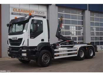 Iveco AD 380T 6x4 - camion ampliroll