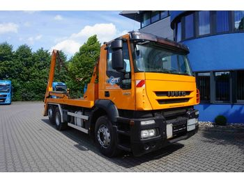 Iveco Stralis AD260S42  - camion ampliroll