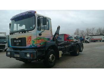 Camion ampliroll MAN F2000  26.414