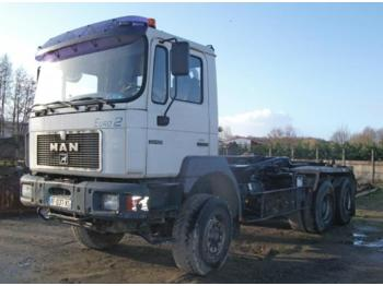 Camion ampliroll MAN F2000 33.403: photos 1