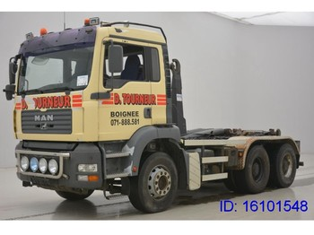 Camion ampliroll MAN TGA 33.360 - 6X4