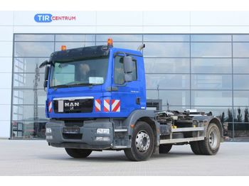 MAN TGM 18.250 4x2 BB, BEACON  - camion ampliroll