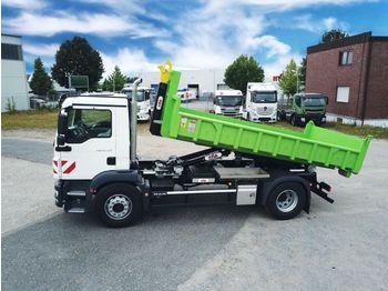 Camion ampliroll MAN TGM 18.320 4x2 / Euro 6d HYVA Abroller
