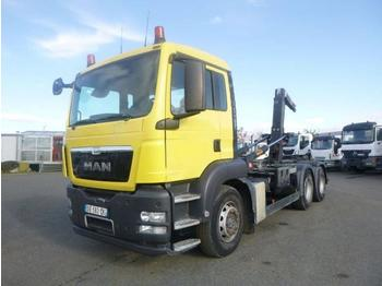 Camion ampliroll MAN TGS 26.400