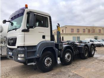 Camion ampliroll MAN TGS 35.400 BVA: photos 1