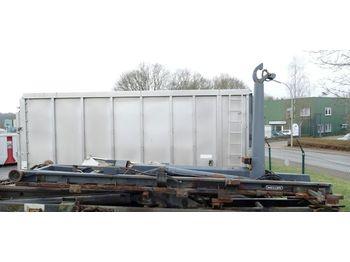 Camion ampliroll Meiller MEILLER RK 7055 Hakengerät, Abrollkipper, Aufbau