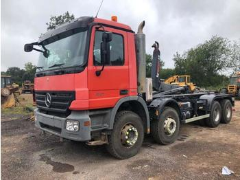 Leasing Mercedes 4141 - camion ampliroll