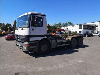 Leasing Mercedes ACTROS 2640 - camion ampliroll