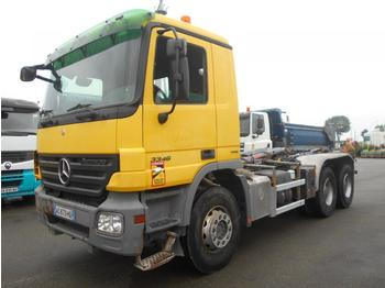 Camion ampliroll Mercedes Actros 3346