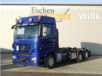 Camion ampliroll Mercedes-Benz 2546 LL, Megaspace, Meiller RK 20.65, Retarder