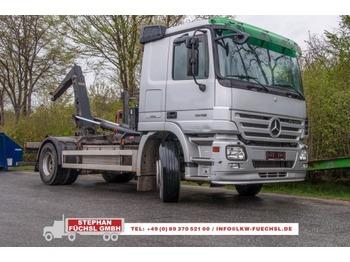 Camion ampliroll Mercedes-Benz Actros 1846L Abroller Meiller RK 13.55
