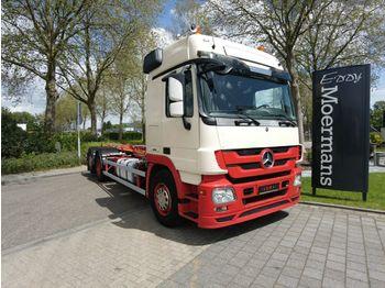 Camion ampliroll Mercedes-Benz Actros 2544 L 6x2